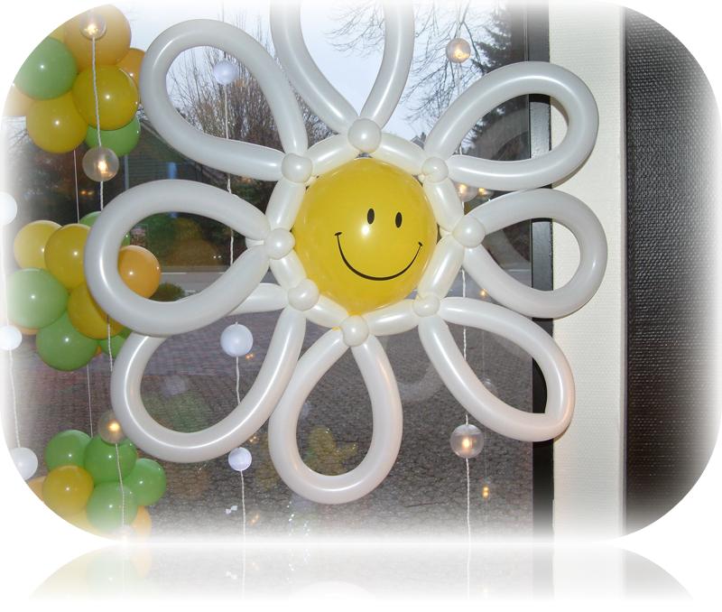 ballonnen zon crearose